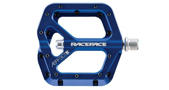 Race Face Aeffect Pedal blau